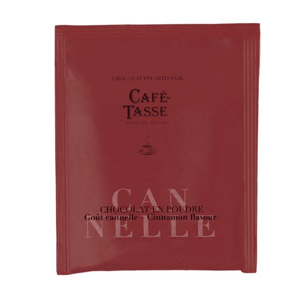 Café-Tasse шоколад на прах за пиене канела